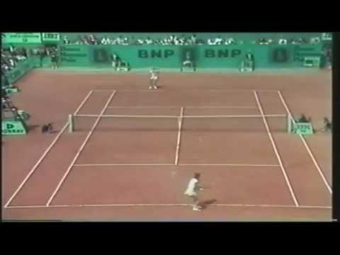 [HD] Martina Navratilova Best Points ( Part 4 )