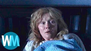 Top 10 Terrifying Pitch Black Scenes in Horror Movies