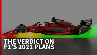 The verdict on F1's plans for 2021