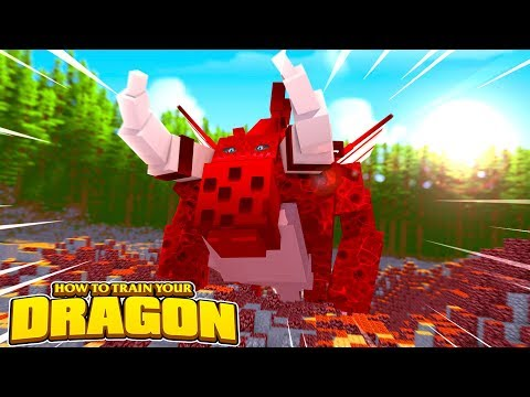 FREEING THE GIANT DRAGON! - How To Train Your Dragon w/TinyTurtle