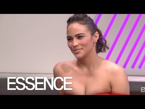 Paula Patton on Dating After Robin, 'Warcraft' & Leaving Social Media | ESSENCE Live