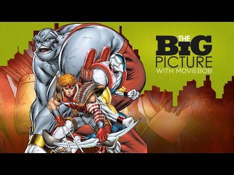 COMICS IN THE 90s: WHAT HAPPENED? (The Big Picture)