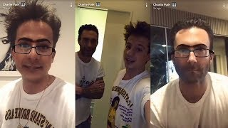 Download Lagu Charlie Puth | Snapchat Story | 7 October 2017 w/ Adam Levine Gratis STAFABAND