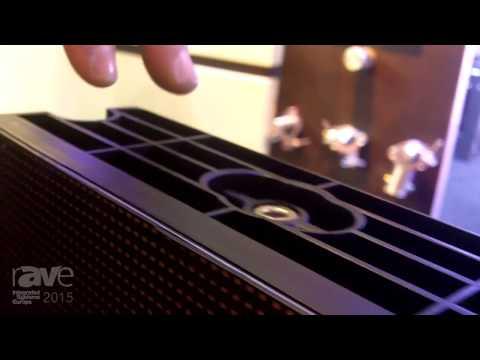 ISE 2015: B&K Braun Exhibits the LEDium C-3 LED Panel with 3.9mm Pixel Pitch