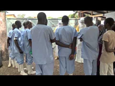 MSF's Response to Deadly Ebola Outbreak in Guinea (B-Roll)   MSF  