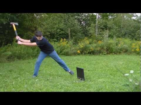 Redneck Computer Golf Dell edition