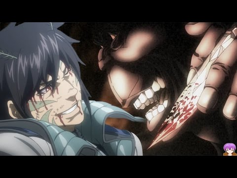 Terra Formars Episode 6 テラフォーマーズ Anime Review - Happy Halloween Chibits!