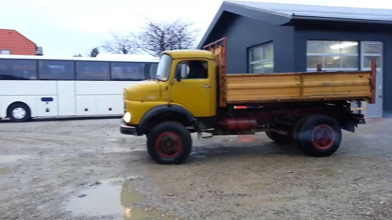 Truck mercedes benz 1313 4x4 meiller tipper fi trucks for Mercedes benz 4x4 truck