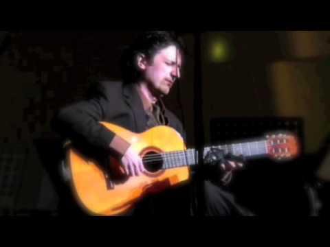 Mauricio Sotelo / Como llora el agua 01 / JM Cañizares (guitarra)