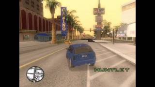 GTA IV CAR's TO SA P2