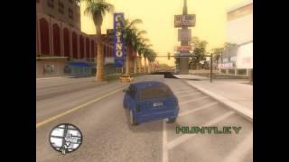 GTA IV CAR's TO SA P2