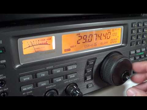 Shortwave Tutorial 29 mhz explained