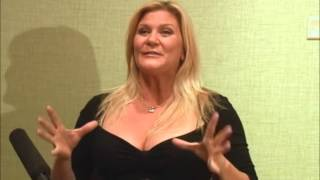 Ginger Lynn Hockey Talk 2013