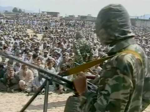 Pakistanis Fight Against Militants