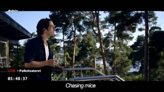 Ylvis Video - 24 hours with Ylvis 12. Hours 6:50 - 4:50.