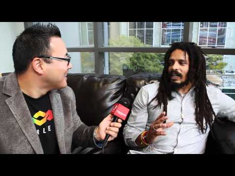 Interview with Rohan Marley: House of Marley headphones launch at Future Shop