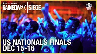 Rainbow Six Siege: US Nationals Finals Dec 15-16 | Trailer | Ubisoft [NA]