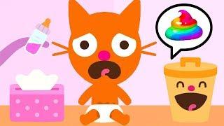 Sago Mini World | Sago Mini Babies - Play Sago Baby Pet Learning Colors Fun Educational Gameplay