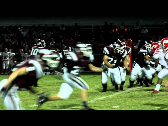 CHS Dragons vs Germanton  09-28-12
