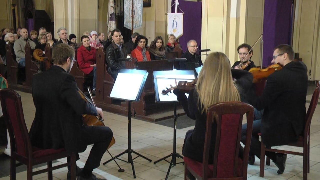 Koncert pasyjny w Lipinach