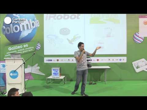 CPCO6 - Robótica de servicios con software libre y hardware abierto