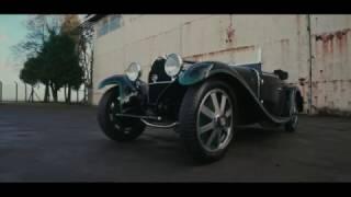 1932 Bugatti Type 55 - FISKENS