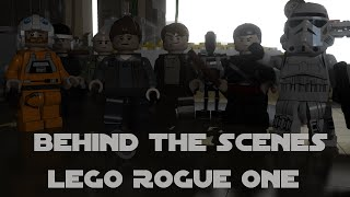 Behind the scenes: LEGO Rogue One: A Star Wars Story Trailer | TwinToo Bricks
