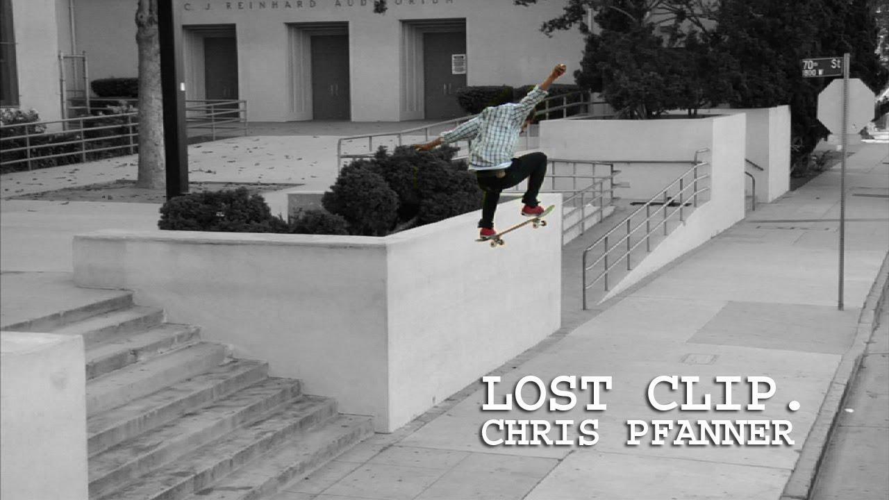 Chris Pfanner Chris Pfanner Lost