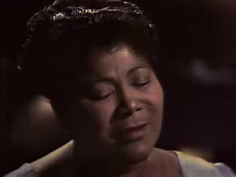 Mahalia Jackson - Summertime - Live 1960
