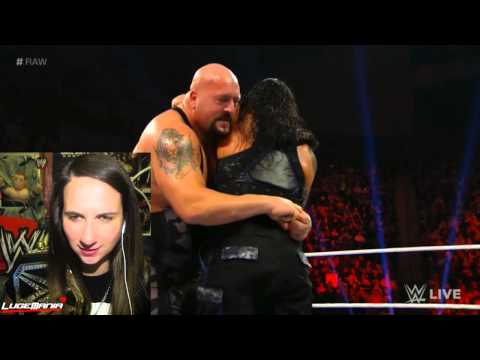WWE Raw 1/5/15 Big Show vs Roman Reigns Live Commentary