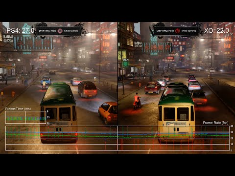Sleeping Dogs Definitive Edition: PS4 vs Xbox One Frame-Rate Test