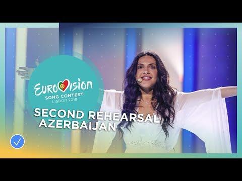 Aisel - X My Heart - Exclusive Rehearsal Clip - Azerbaijan - Eurovision 2018