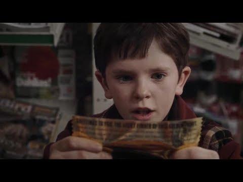 幾分鍾帶你看完查理和巧克力工廠,一個童話般的世界