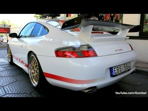 Porsche 996 GT3 RS - Lovely sounds!!