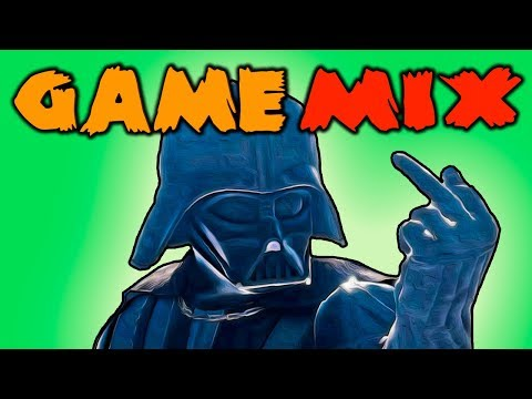 ВЕСЁЛЫЙ GAME-MIX #43 (Chivalry Medieval Warfare, SW Battlefront 2, Quake Champions, Alien Isolation)
