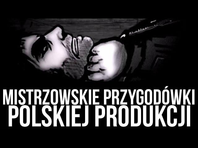 Polskie mistrzowskie przygodówki - dwie recenzje w jednym filmie [tvgry.pl]