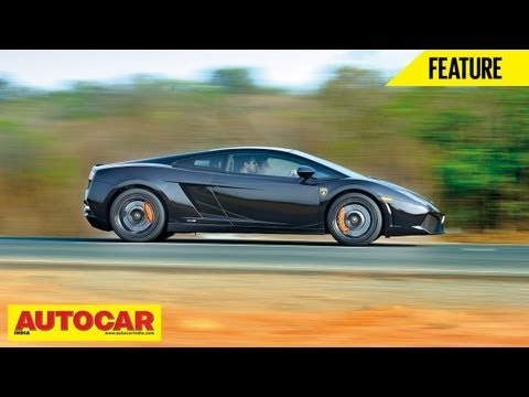John Abraham And His New Lamborghini Gallardo | Feature | Autocar India