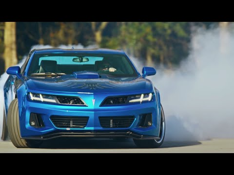 New Trans Am >> New 455 Super Duty Trans Am The Story Behind The Design Youtube