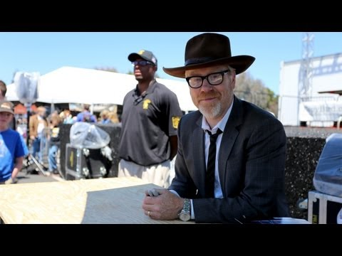 Adam Savage on Working Smart at Maker Faire 2013