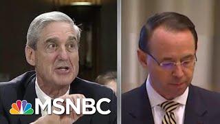 Nation On Edge For Next Steps As Robert Mueller Probe Runs Its Course | Rachel Maddow | MSNBC