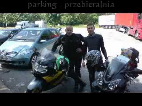 Dania w weekend - wyprawa motocyklowa Honda VFR 800 BMW K1200S