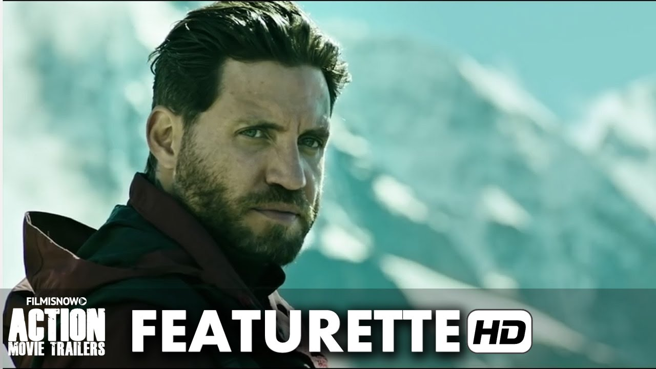 POINT BREAK Featurette 'Wingsuit Flying' (2015) - Luke Bracey Action Movie HD