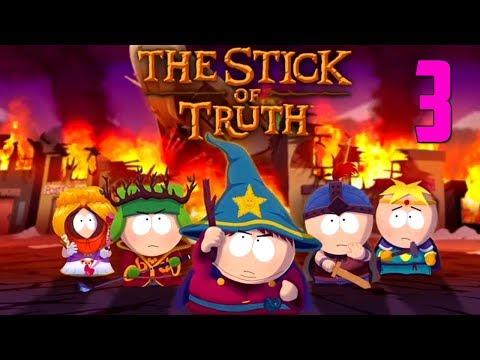 South Park: The Stick of Truth - Thief Walkthrough (Part 3) - PUBIC CHIN BALLS
