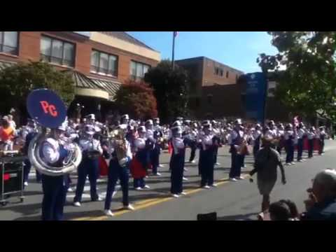 Pike County Central High School Band