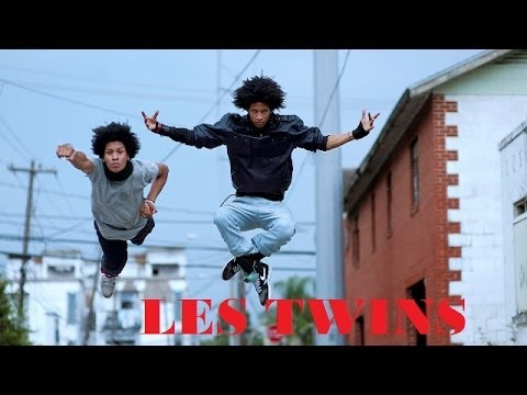 Группа LES TWINS (Лэс Твинс). Заказ выступлений LES TWINS (Лэс Твинс).