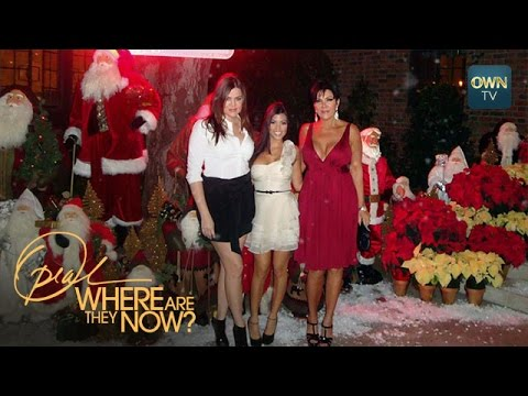 Kris Jenner Plans Christmas Party | Oprah: Where Are They Now? | Oprah Winfrey Network