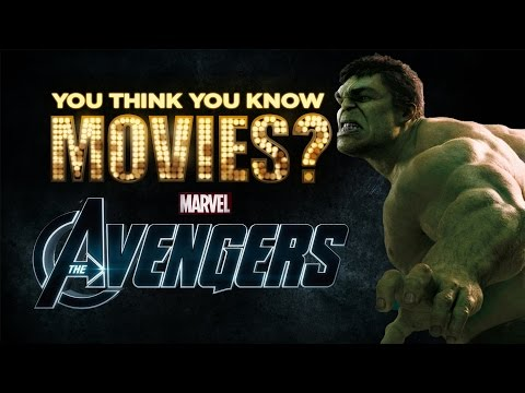 'The Avengers' - You Think You Know Movies?
