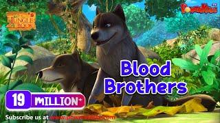 Jungle Book Season 1 Hindi Episode 16 Blood Brothe