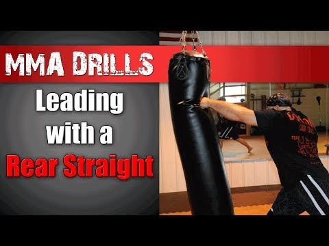 How to Punch Faster with the Rear Hand | MMA Striking Drills Image 1