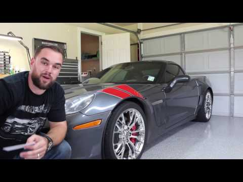 C6 Corvette Buyers Guide - Things you need to know!